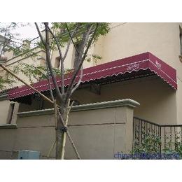天津河东区遮阳棚安装天津定制曲臂式遮阳棚精美设计