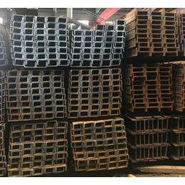 Q235钢材加工10号 国标槽钢批发