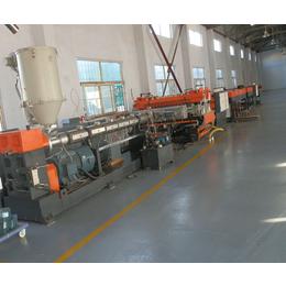 中空建筑模板ptpt9大奖娱乐江苏塑料模板机器PP建筑模板生产线