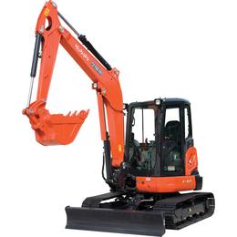 久保田厂家供应KX163-5型号5520KG大棚中型挖土机