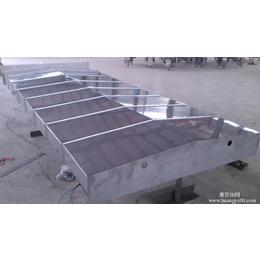 滚轮钣金防尘罩,达州钣金防尘罩,奥兰机床附件盖板(查看)