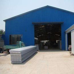 北辰区钢结构雨棚设计安装 天津安装岩棉彩钢房技术娴熟