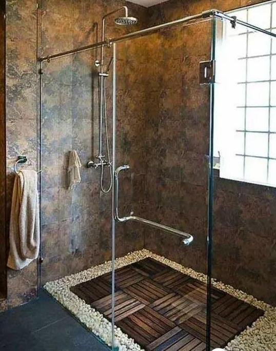 卫生间用防腐木地板好不好?