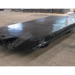 MPC2-6平板车主要用于运送各种整体的矿用物资缩略图