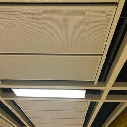 400乘1200地铁站吊顶铝合金材料 防潮铝扣板
