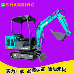 微型挖掘机多少钱一台 农用挖掘机价格