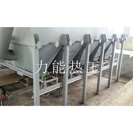 型煤立式烘干机型号、力能机械经久耐用、营口型煤网带式烘干机