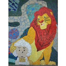 申达陶瓷厂(图)|瓷砖背景壁画|青海壁画