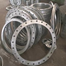 包头坤航管件库存直销DN25碳钢钢制平焊法兰