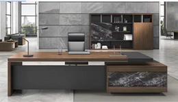上海办公老板台销售简约大班桌出售稳重老板台厂家直销办公家具