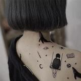 女生纹身参考
