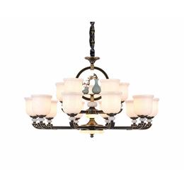 卧室水晶灯代理商-轩海装饰材料销售-卧室水晶灯