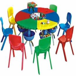 意德樂YDL-1005游戲桌課堂教具幼兒園桌椅