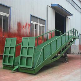 移动登车桥 星汉8吨液压登车桥报价 全新移动装卸过桥制造