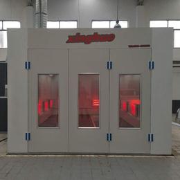 汽车喷烤漆房 厂家直销可定制电加热高温红外线节能烤漆房