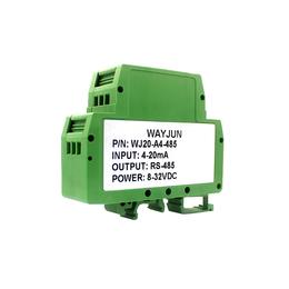 厂家供应 两路4-20mA信号转RS-485232