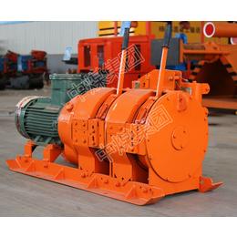 气动耙矿绞车主要用于矿场的坑内或露天做矿石搬运及充填工作缩略图
