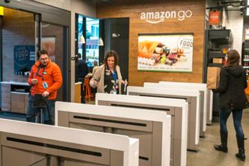 亚马逊评估机场选址 欲在美国机场推广无人商店Amazon Go