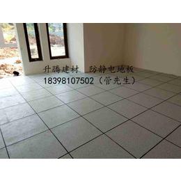 遂宁安居防静电地板陶瓷抗静电地板全钢防静电活动地板高架地板缩略图