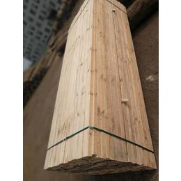 腾发木材(在线咨询) 河南建筑木材 建筑木材铁杉木方