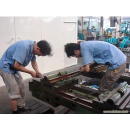 铸铁平台与机床导轨人工刮研的好处