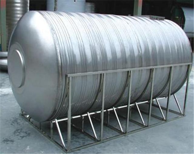 卧式水箱不锈钢