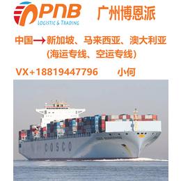 PNB博恩派-中国-新加坡海运-易碎品运输-双清到门