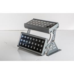 湖南长沙市七彩LED双头投光灯厂家双重防水可靠品质明可诺照明