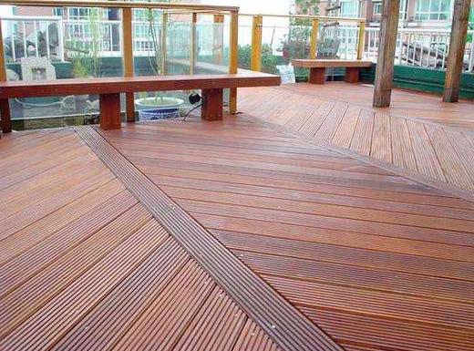 防腐木地板如何铺设为好?