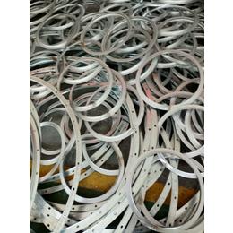供应各种风管配件镀锌法兰法兰链接方式