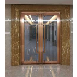 海南甲级玻璃不锈钢防火门卓越品质
