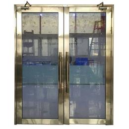 山西大玻璃不锈钢防火门资质齐全质量三包