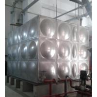 不锈钢水箱的基础需不需要加钢筋