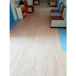 西充地胶西充卡通地板价格同质透心PVC地板
