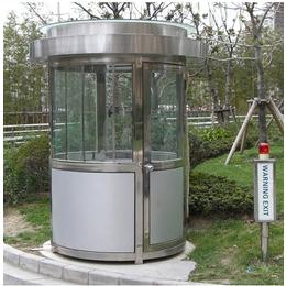 不锈钢岗亭多少钱-岗亭-芜湖盛阳(查看)
