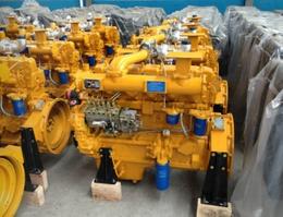 潍坊6113柴油机156KW常用功率配套150KW发电机组