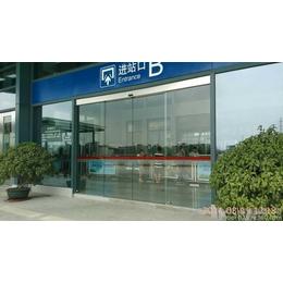 广州安装自动门(番禺感应门)、广州安装自动门、骏龙智能门业缩略图