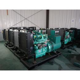工程备用30千瓦潍柴柴油发电机组性价比高