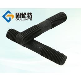 石化专用防腐耐高温35CrMoA双头螺栓厂家