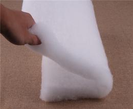 东莞工厂白色材料填充防火棉 阻燃防火吸音棉生产厂家