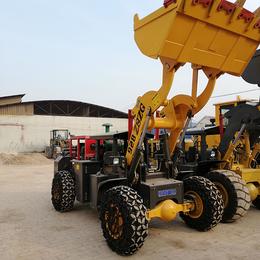 窄小矿用装载机灵活小巧井下铲车铲挖金属矿专用矿山装载机