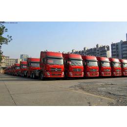 正州自营30辆重柜拖车 全程GPS安全快捷