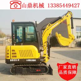 新疆厂家直销小型农用挖掘机 微型勾机 农用旱厕改造小型挖掘机