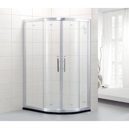 欧祥001防水不锈钢淋浴房