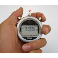 消防检测常用仪器—秒表