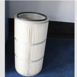 滤筒除尘部件 滤筒批发可定做覆膜防水防油