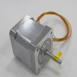 一款用于真空位移台高洁净运动平台的真空步进电机