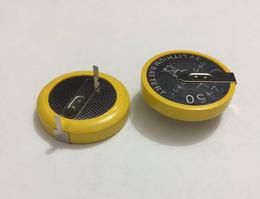 CR2032焊脚电池 加工纽扣电池焊脚 出引线