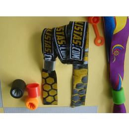 厂家直供 织唛手腕带 提花手腕带 涤纶礼品 一次性手腕带
