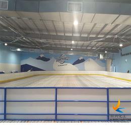 1.07高度 冰球场围栏档板 标准冰球比赛用围栏档板